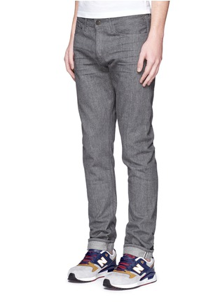Front View - Click To Enlarge - 3x1 - M3' slim fit jeans