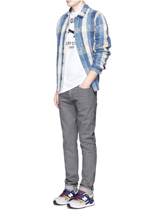 Figure View - Click To Enlarge - 3x1 - M3' slim fit jeans