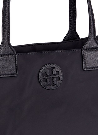 Detail View - Click To Enlarge - Tory Burch - 'Ella' foldable tote