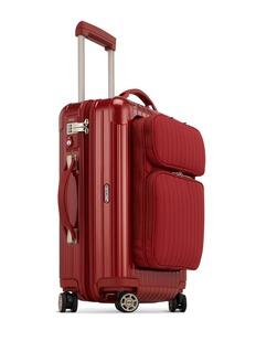 RIMOWA Salsa Deluxe Cabin Multiwheel® IATA (Oriental Red, 38-litre)