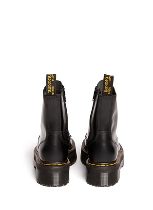 Back View - Click To Enlarge - Dr. Martens - 'Jadon' leather boots