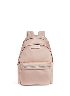 Stella McCartney'Falabella GO' nylon backpack