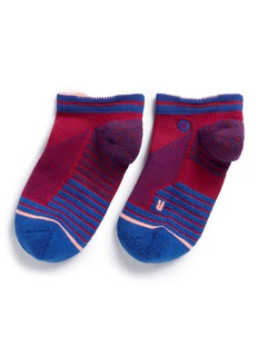 STANCE 'Superset Low' colourblock stripe performance socks