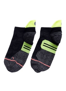 STANCE'Kinetic Low' reinforced heel performance socks