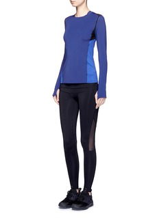 Particle Fever Panel performance jersey top