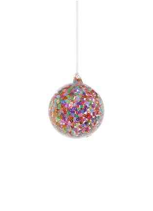 Main View - Click To Enlarge - Shishi As - Sequin Christmas ornament