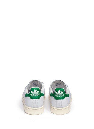 Back View - Click To Enlarge - Adidas - 'Stan Smith CF' leather sneakers