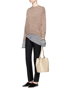 Acne Studios'Jaden' plunge V-neck sweater