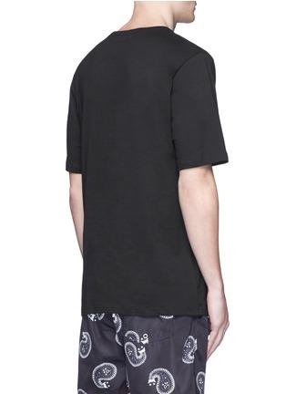 背面 - 点击放大 - INSTED WE SMILE - 品牌标志纯棉T恤