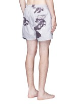 'Pettibon' digital print swim shorts