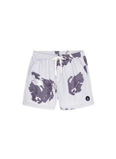 Insted We Smile 'Pettibon' digital print swim shorts
