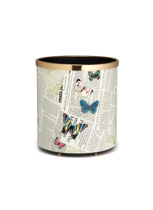 Main View - Click To Enlarge - Fornasetti - Ultime Notizie paper basket