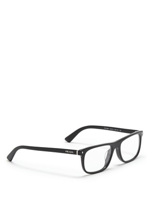Prada Glasses Frames Vision Express : Prada - Acetate Optical Glasses Men Lane Crawford