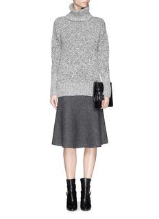 THEORY'Wyndora' wool blend turtleneck sweater