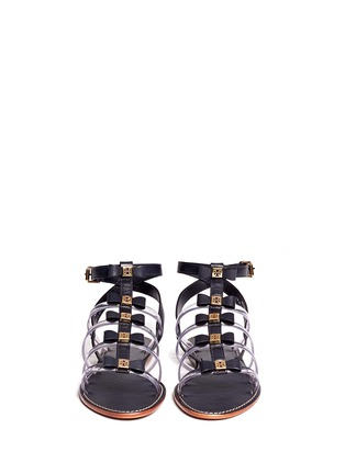 Figure View - Click To Enlarge - Tory Burch - Kira bow gladiator sandals