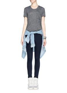 RAG & BONE/JEANLegging crop skinny jeans