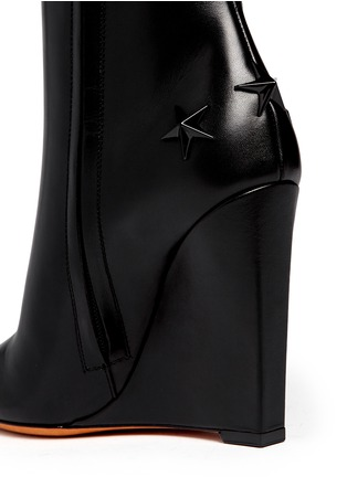- Givenchy - Star stud boots
