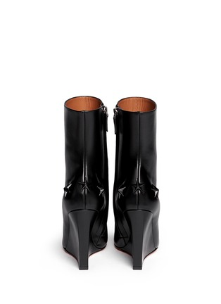 Back View - Click To Enlarge - Givenchy - Star stud boots
