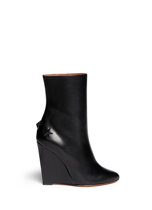 Main View - Click To Enlarge - Givenchy - Star stud boots