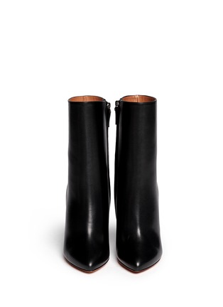 Figure View - Click To Enlarge - Givenchy - Star stud boots