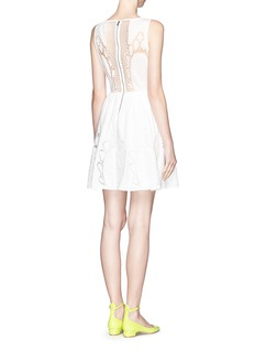 ALICE + OLIVIAVinny embroidered dress