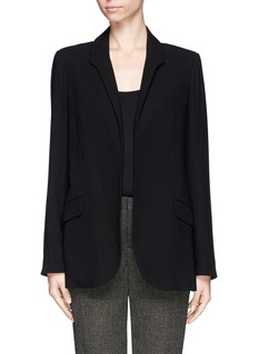 THEORY Jaho open front blazer
