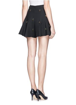 Back View - Click To Enlarge - Elizabeth and James - 'Riley' embellished skirt