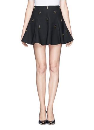 Main View - Click To Enlarge - Elizabeth and James - 'Riley' embellished skirt