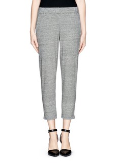 THEORY 'Kleon' terry sweatpants