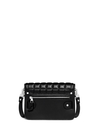 Back View - Click To Enlarge - Proenza Schouler - PS11 Mini quilted leather bag
