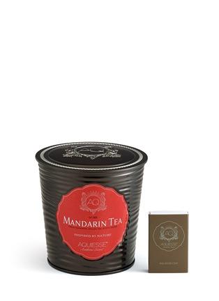 首图 –点击放大 - AQUIESSE - 柑橘茶香氛蜡烛
