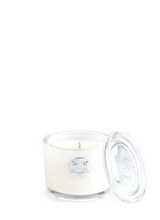 Main View - Click To Enlarge - AQUIESSE - White Currant & Rose short scented candle