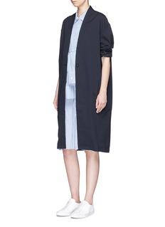 FFIXXED STUDIOS'Flo' seersucker coat