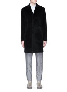 Theory'Delancey' alpaca-wool coat