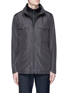 Theory'Marcus' two-in-one field jacket