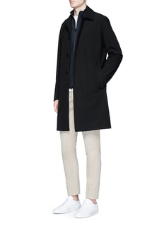 Theory 'Porter HL' double face coat