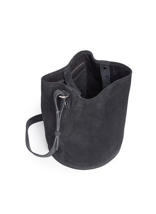 - Creatures Of Comfort - Suede bucket bag