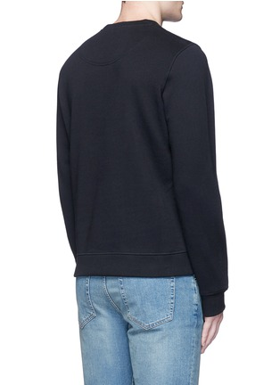 Back View - Click To Enlarge - KENZO - Tiger embroidery sweatshirt