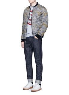 KENZO'Please Stay' embroidered sweatshirt