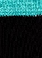 Argyle and colourblock kids socks 2-pair pack