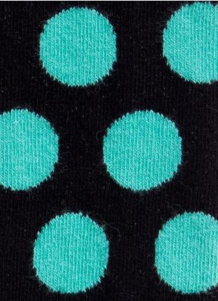Detail View - Click To Enlarge - Happy Socks - Big polka dot kids tights
