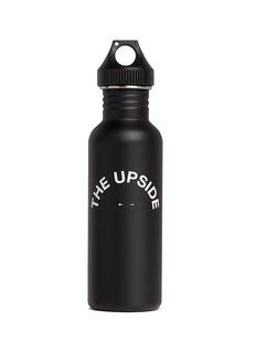 THE UPSIDE'The Hydra' logo print water bottle
