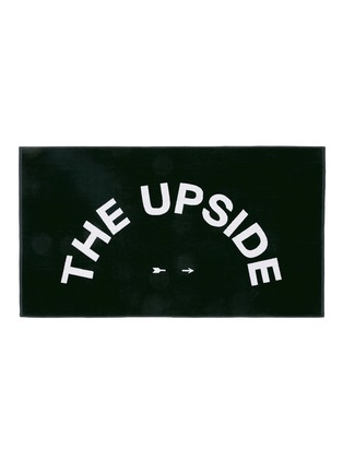 Detail View - Click To Enlarge - The Upside - Logo beach towel