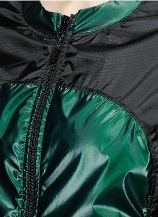 细节 - 点击放大 - KORAL - 拼色反光夹克