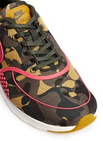 'Air Max Thea Premium Jacquard' camouflage sneakers