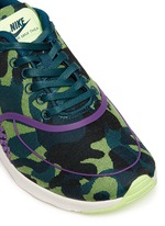'Air Max Thea Jacquard Premium' camouflage graphic sneakers