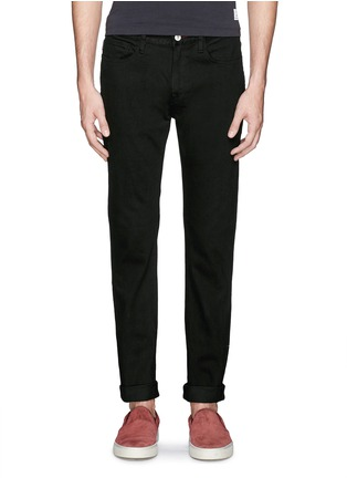 Paul Smith Jeans - Stretch cotton slim fit jeans
