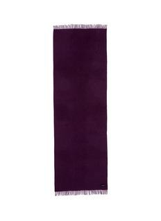 JovensColourblock woven cashmere scarf
