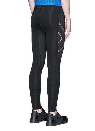 Back View - Click To Enlarge - 2Xu - 'Elite MCS' performance compression tights