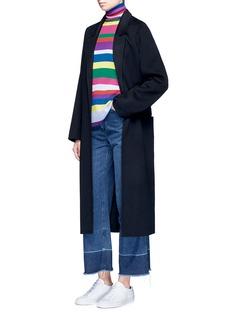 Mira MikatiStripe Merino wool sweater